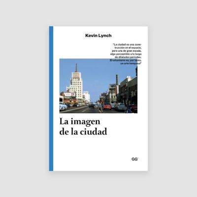 Portada Libro La imagen de la ciudad