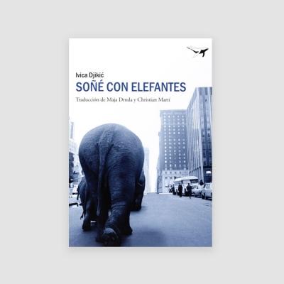 Portada Libro Soñé con elefantes