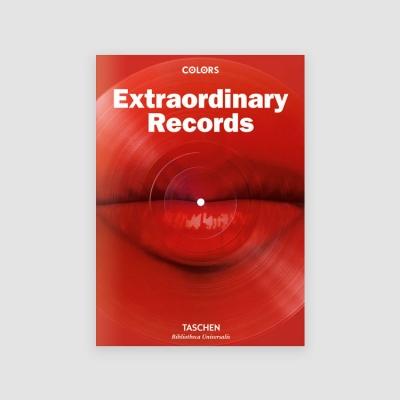 Portada Libro Extraordinary Records