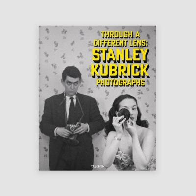 Portada Libro Through A Different Lens: Stanley Kubrick Photographs