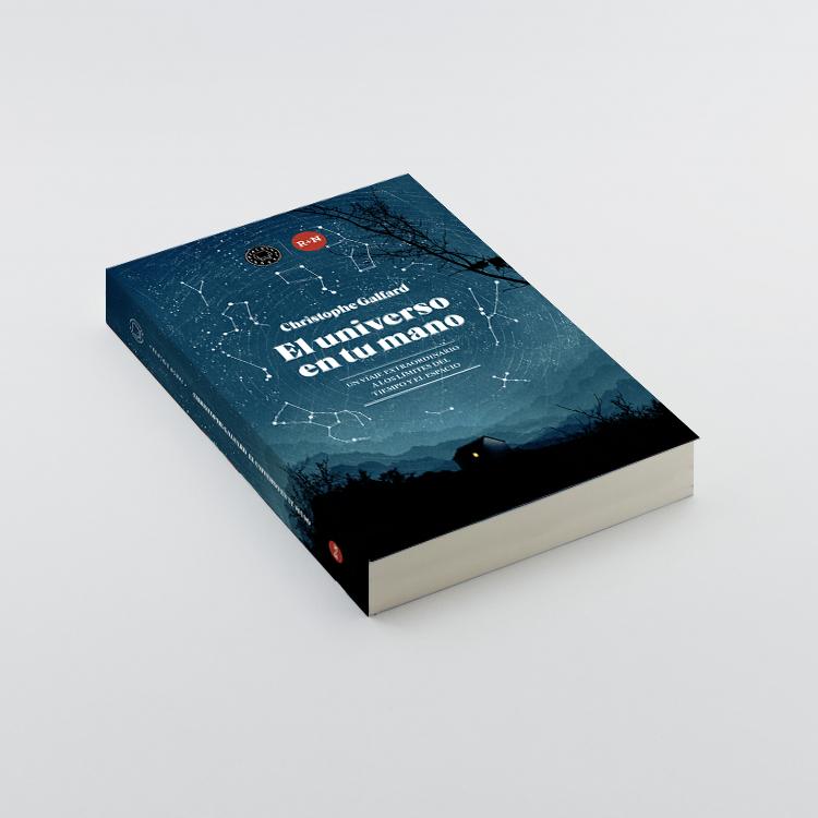Portada Libro El universo en tu mano