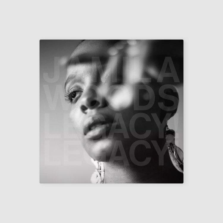 Jamila Woods - LEGACY! LEGACY! album cover