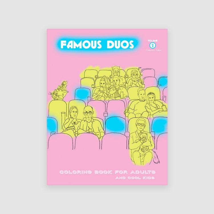 Portada libro Famous Duos