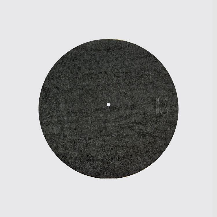Portada Key Accesories Deluxe Record Mat Cuero 1.5mm