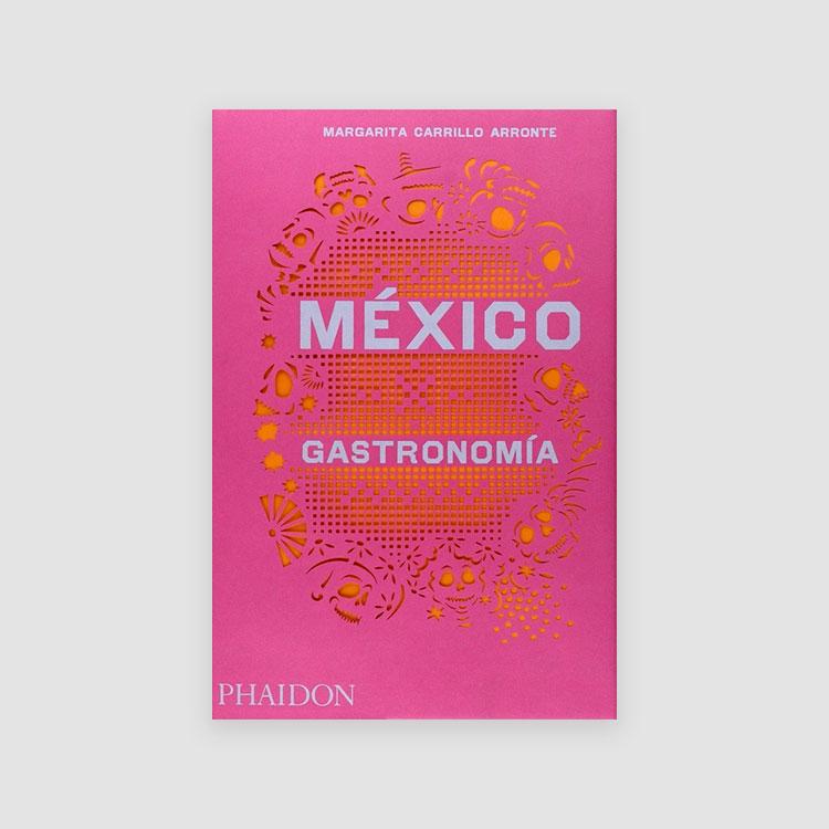 Portada Libro México: Gastronomía