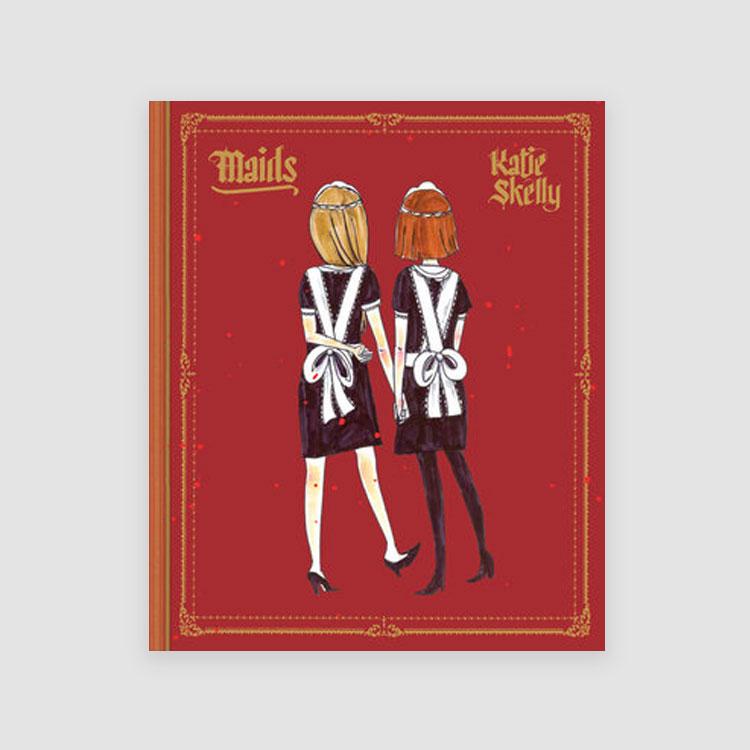 Portada Libro Maids