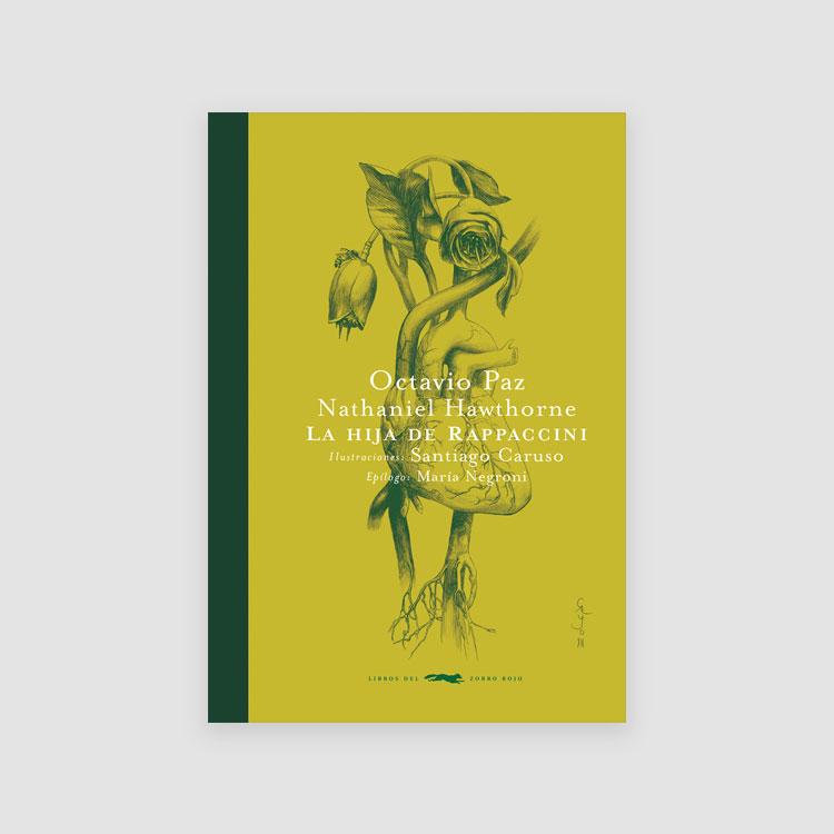 Portada Libro La hija de Rappaccini
