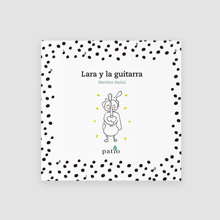 Portada Libro Lara y la guitarra
