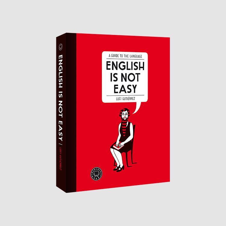 Portada libro English is not easy