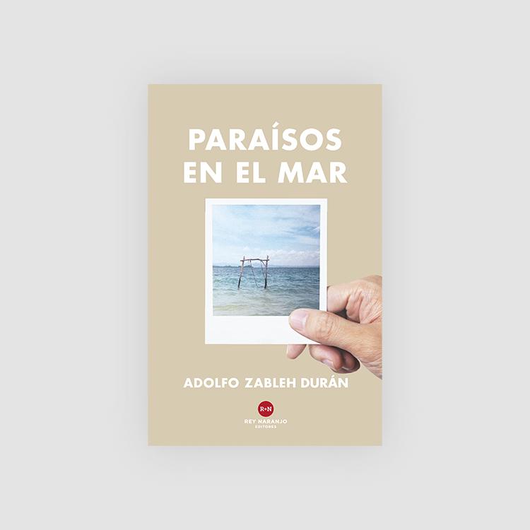 Portada Libro Paraísos en el mar
