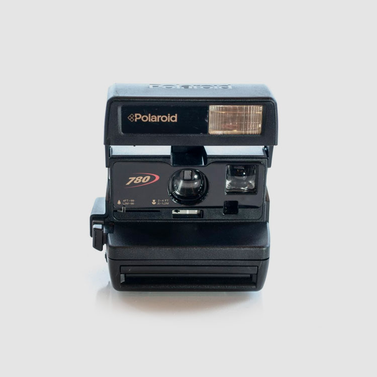 Polaroid vintage 780