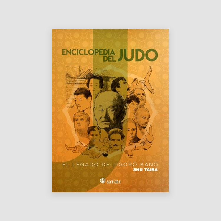 Portada Libro Enciclopedia del Judo