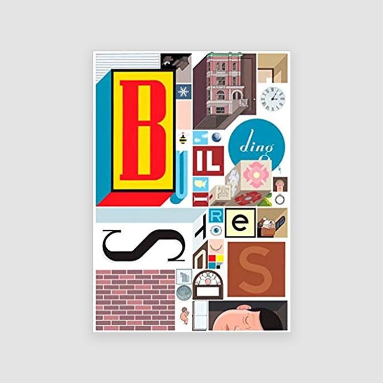 Portada Libro Building Stories