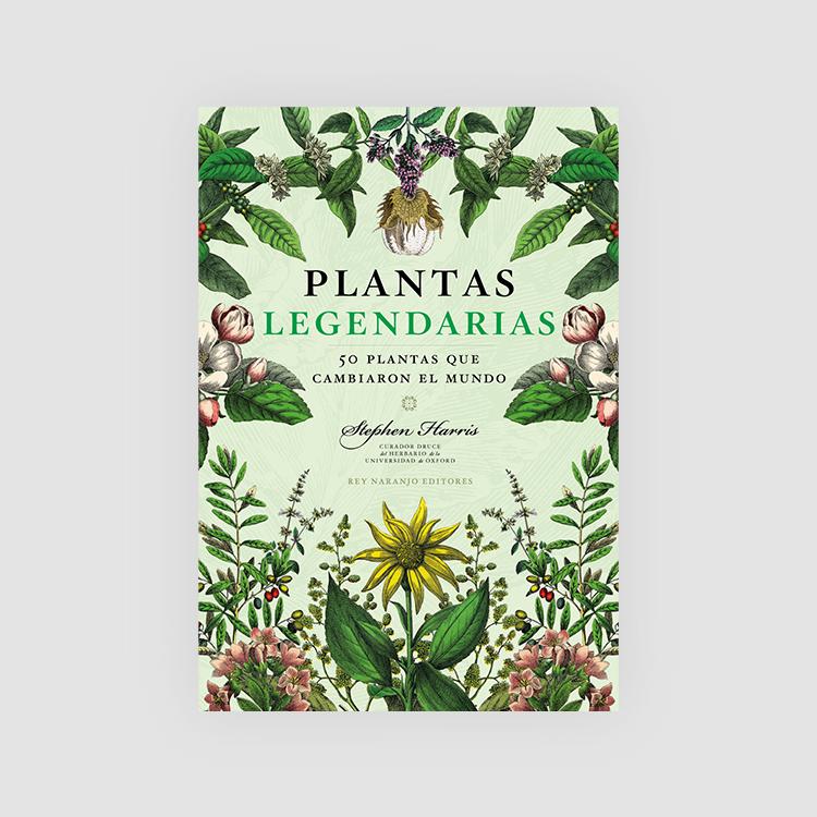 Portada Plantas Legendarias