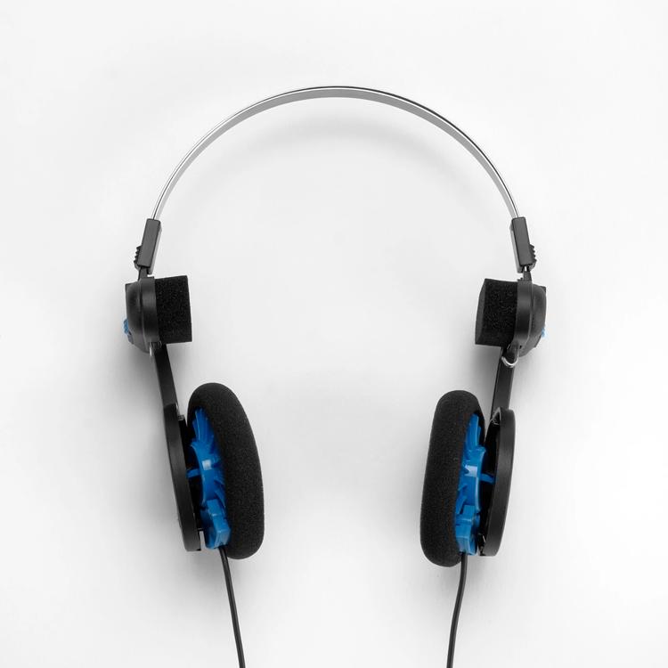 Frente de los audífonos