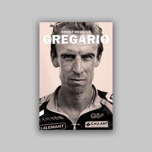 Portada Gregario - La verdad sobre el ciclismo profesional