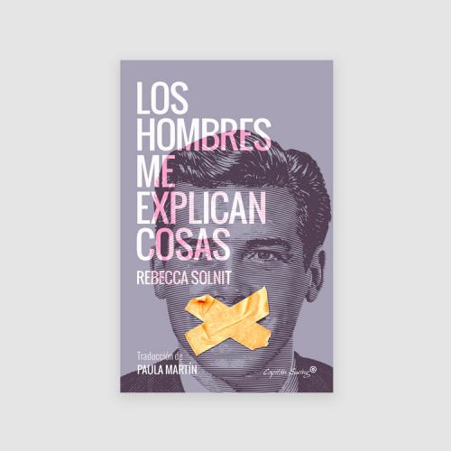 Portada libro - Los hombres me explican cosas