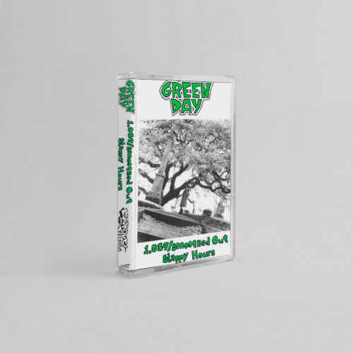 Cassette Green Day - 1,039 / Smoothed Out Hours Slappy Hours