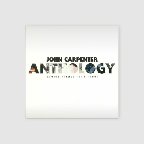 Carátula LP John Carpenter - Anthology: Movie Themes 1974-1998