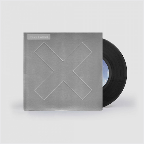 Portada The xx - On Hold