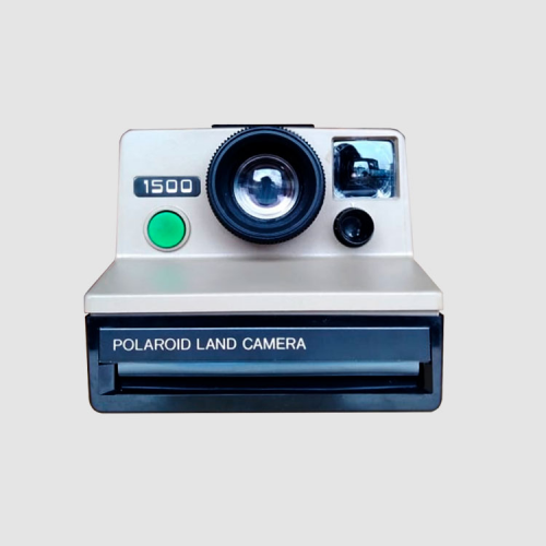 Polaroid Land Camera 1500