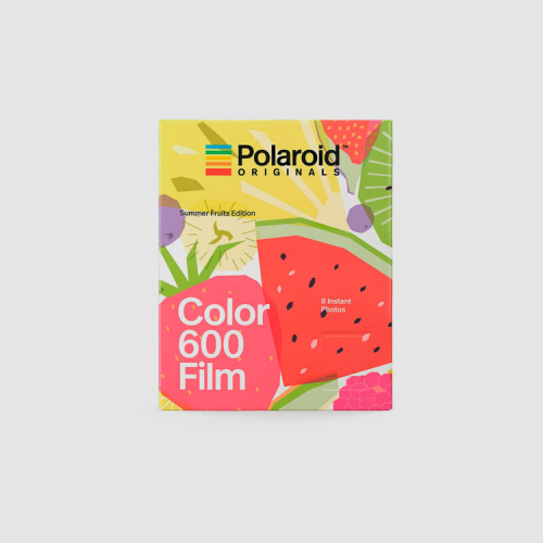 Polaroid 600 film - Summer fruits Edición limitada