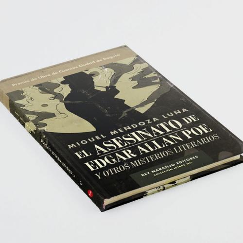 Libro El asesinato de Edgar Allan Poe