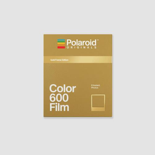 Color 600 film - Edición con marco dorado