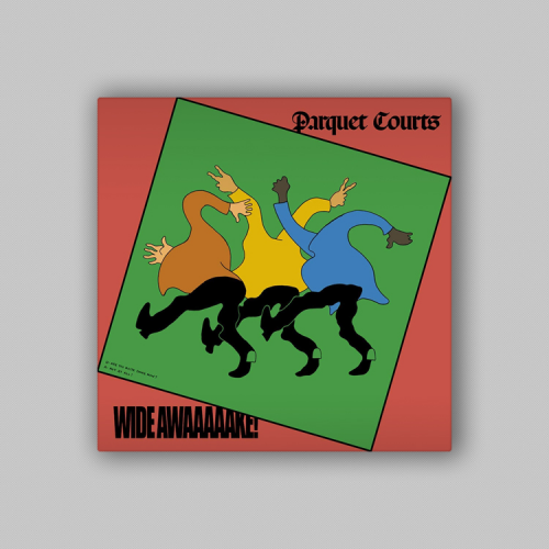 Parquet Courts - Wide Awake! - Album cover