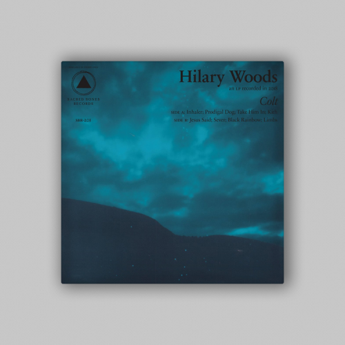 Hillary Woods - Colt - album cover