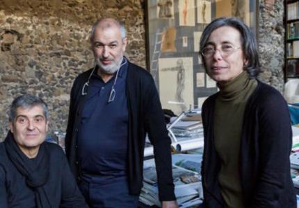 RCR Arquitectes (Rafael Aranda, Carme Pigem y Ramón Vilalta)