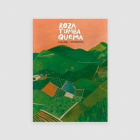 Portada Roza, tumba, quema