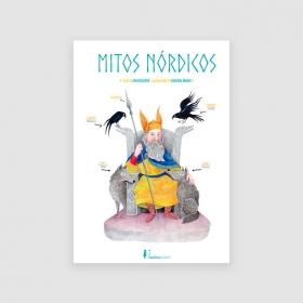 Portada Mitos nórdicos